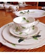 Theodore Haviland ORANGE BLOSSOM NEW YORK Dinnerware China Set  Made in ... - $334.13