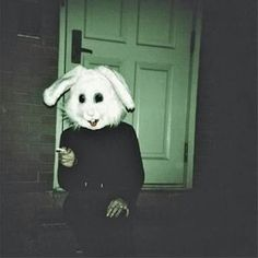 scary death Black and White movie creepy horror black night Alice In Wonderland alice wonderland nightmare bunny evil twisted White Rabbit Soft Grunge, Hipster Grunge, Quotes Literature, Tiers Monde, Grunge Quotes, Visual Statements, The Villain, Quote Aesthetic, Aesthetic Grunge