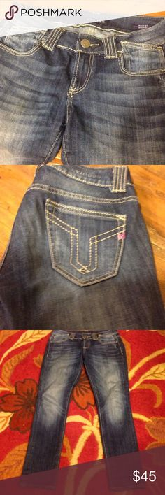 Vigoss The Thompson Tomboy Skinny Jean Waist 27, length 27 Vigoss Jeans Skinny