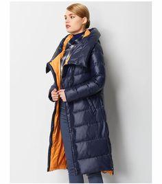MIEGOFCE 2020 Fashionable Coat Jacket Women's Hooded Warm Parkas Bio F – Celiati