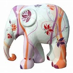Free Image on Pixabay - Elephant Parade Trier, Elephant Asian Elephant, Elephant Art, Elephant Stuff, Free Pictures, Free Images, All About Elephants, Elephant Parade, Elephant Sculpture, Dinosaur Stuffed Animal