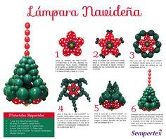 Ballon Decorations, Christmas Party Decorations, Christmas Themes, All Things Christmas, Christmas Crafts, Xmas, Balloon Columns, Balloon Arch, Balloon Ideas