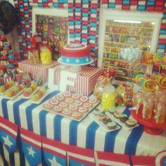 Fiesta #losvengadores en #cosasdemaruja