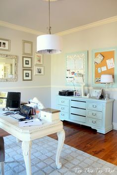 Cottage office Single Cottage Of The Week Home Tour Starring Top This Top That Birtan Sogutma 223 Best Cottage Office Images Shabby Chic Furniture Vintage