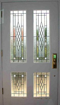 1000 images about stained glass esk on pinterest for Fancy glass door designs