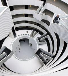 Gemini Residence, Frøsilio   MVRDV
