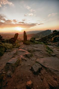 The Roaches - Peak District, England