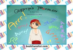 "See the Tweet Splash for ""Quentin's Problem"" by Misty Baker on BookTweeter #bktwtr"