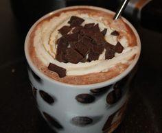 Rezept Kokos-Trinkschokolade von vene83 - Rezept der Kategorie Getränke
