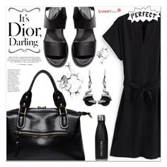 """Dior Darling"" by lucky-1990 ❤ liked on Polyvore featuring H&M"