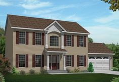 Two Story Modular Homes Floor Plans 2 Story Prefab Homes