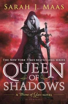 Queen of shadows by Sarah J. Maas ---- Everyone Celaena Sardothien loves has been taken from her. Embracing her identity as Aelin Galathynius, Queen of Terrasen, Celaena returns to the empire--for vengeance, to rescue her once-glorious kingdom, and to confront the shadows of her past. (September)