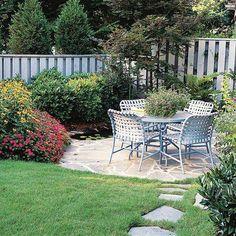 Terrasse et jardin desprit rustique – 23 idées magnifiques ...