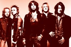 Epic Rights began work with Aerosmith in the Mid 70's!