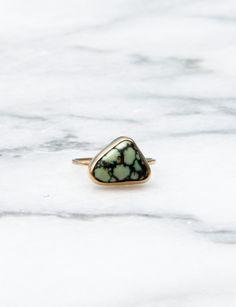 Melissa Joy Manning Ring- Damali Turquoise ($500-5000) - Svpply
