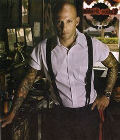 Ami James - yes!
