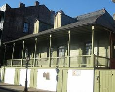 One of the many hidden gems of New Orleans, tucked away in the heart of the French Quarter, is Madame John's Legacy. This building, located at 632 Dumaine Street, is a National Historic Landmark and part of the Louisiana State Museum system.