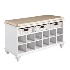 209.00.  Wildon Home ® Mason Shoe Storage Bench & Reviews | Wayfair