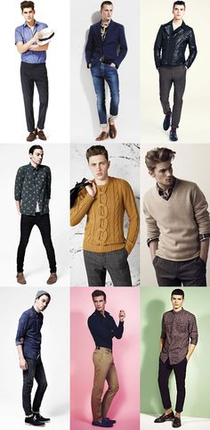 Men's Drink Date Outfit Inspiration