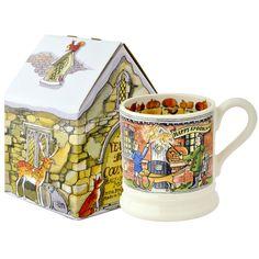 Halloween 1/2 Pint Mug Boxed 2015