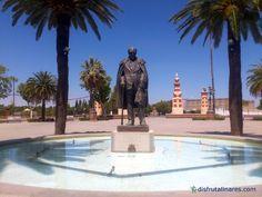 Monumento a Andres Segovia Linares - Buscar con Google