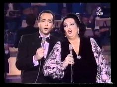 "Montserrat Caballe & Jose Carreras....... ""Silent Night""......... by Onegin65 on Youtube"