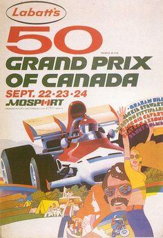 Formula 1 Grand Prix of Canada 1972