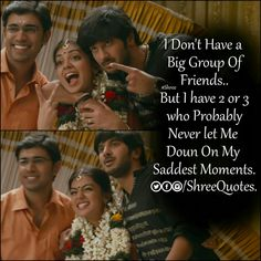 Besties Quotes, Girl Quotes, Bffs, Movie Memes, Movie Quotes, Friend Zone, Friendship  Quotes, Friends Forever, Nazriya Nazim