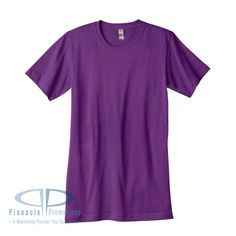 "Bella Unisex Made in the USA 4.2 oz. Jersey T-Shirt [product review] ""We were very happy with the high quality of the shirts, and the printing on them. Everything was very clear and matched the designs perfectly. We would order again in the future."" -Stephanie"