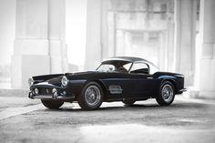 1959 Ferrari 250 GT LWB California Spider / Gear. Style. Cars. Tech. Vices. http://pinterest.com/uncrate