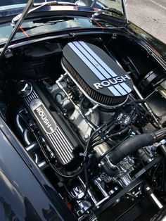 AC Cobra with engine Roush 550 HP