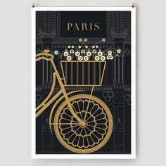 (19) Fab.com | Prints Of Parisian Moments