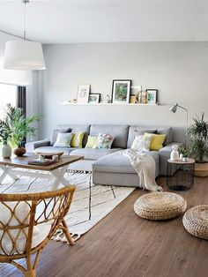 50 Amazing Diy Decorating Ideas For Small Apartments For Home - Interior-design-for-apartment-living-room