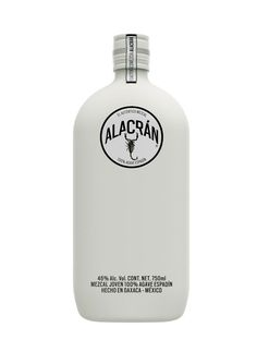 Alacran Tequila, Mezcal Scorpion Authentic designed by Mexican studio Sociedad Anonima. via the dieline.