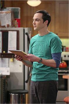 Sheldon, héros geek de TheBigBangTh