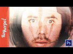 Houston - We have contact - Top secret mission to Mars | Photoshop CS6 T...