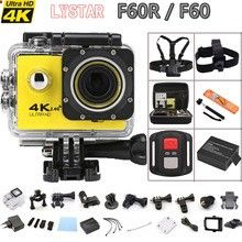 Like and Share if you want this Remote Action camera F60 / F60R Allwinner V3 4K / 30fps WiFi 2.0 170D go Helmet Cam pro underwater waterproof Sport camera DVR Tag a friend who would love this! FREE Shipping Worldwide #ElectronicsStore Buy one here---> www.alielectronic...