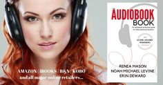 The Audiobook Book for #authors & #narrators by #audies2016 winners Renea Mason, Noah Michael Levine, Erin deWard http://amp.gs/kzpF