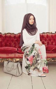 We @hijabmuseum #hiijabmuseum http://www.hijabmuseum.com love this look! Hijabista | HASHTAG HIJAB