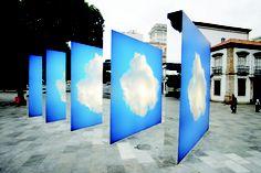 Eduardo Coimbra e Laura Vinci inauguram projetos de intervenção urbana na cidade de São Paulo