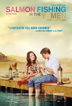 Salmon Fishing in the Yemen 【 FuII • Movie • Streaming