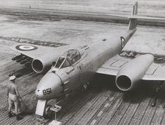 RAAF Meteor Halestorm Korea War