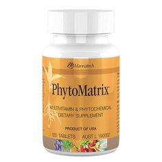 With patented technology, PhytoMatrix® caplets provide the nutrition of REAL fruit and vegetable food sources including broccoli, cranberry juice and grape skin extract. Multivitamin Mineral, Natural Vitamins, Cranberry Juice, Vitamins And Minerals, Hydroponics, Fruits And Vegetables, Real Food Recipes, Health And Wellness, Healthy Living