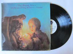 Buy LP Vinyl THE MOODY BLUES - EVERY GOOD BOY DESERVES FAVOUR VG VG-for R69.00