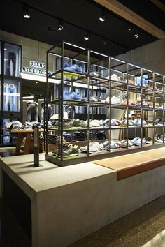 Jack and Jones store by Riis Retail Kolding Denmark 20 // Stelling + verlichting