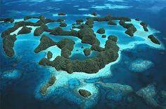 Micronesia - island hop!