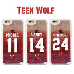 Teen Wolf For iphone 6 6S Case Glitter Liquid quicksand Phone Case Cover For iPhone 5 5S 6PLUS 6S PLUS 4 4S 5C 7 7PLUS #Affiliate