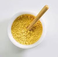 Mustard Mask for Longer Hair  You will need:  2 Tbl Spoons of ground mustard (I actually buy a mustard powder in Russian store, used US as well, but Russian seems to have more bite, though both kinds work)  2 Tbl spoons of hot water  2 Tbl spoons of any oil (I use either olive or burdock root depending on what I have)  1 egg yolk  2 T spoons of sugar