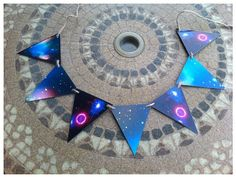 Starry Night Galaxy DIY party