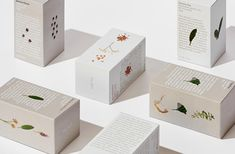 Brand Identity for Love Tea by The Company You Keep